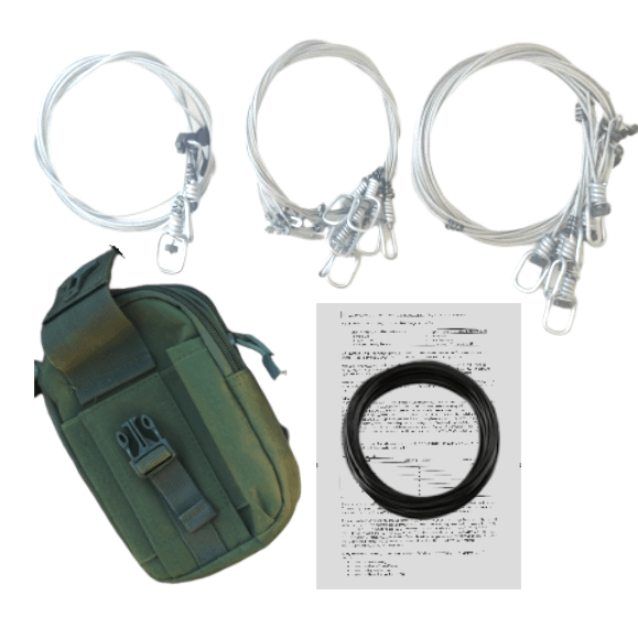 Buckshot's Emergency Snare Kits