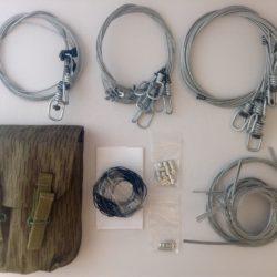 Buckshot's Emergency Snare Kit & Repair Kit