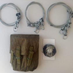 Buckshot's Emergency Snare Kits