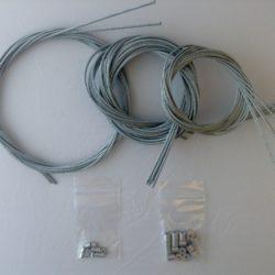 Buckshot's Emergency Snare Repair Kit