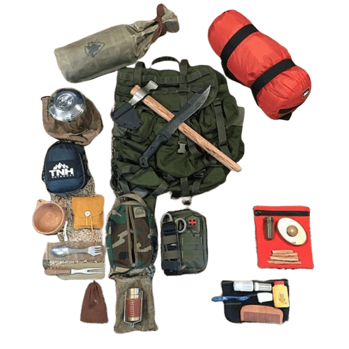 Buckshot's Suggested Survival Gear