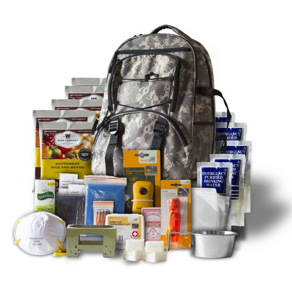 Emergency Survival Backpacks
