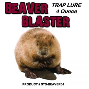 4 Ounce Bottle Of Beaver Blaster Lure