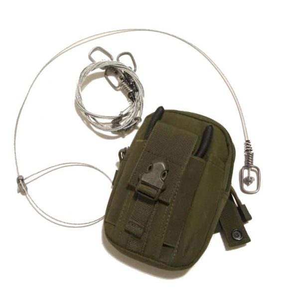 Economy Small Survival Snare Kit